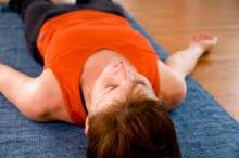 Slapen tijdens mediteren